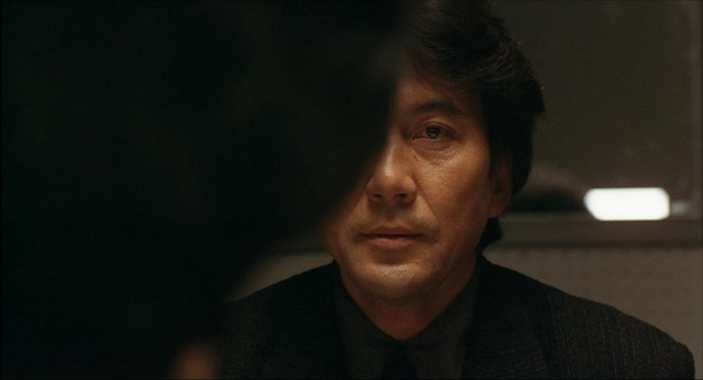 Image from Kiyoshi Kurosawa's Cure 1997 Projections from the Underground David Franklin